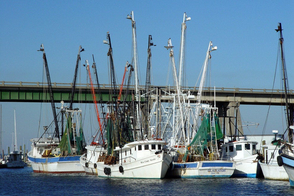 Deep sea fishing is just one of the things to do at Tybee Island.