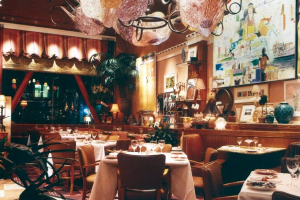 Icon grill seattle restaurants review 10best experts for Best private dining rooms seattle
