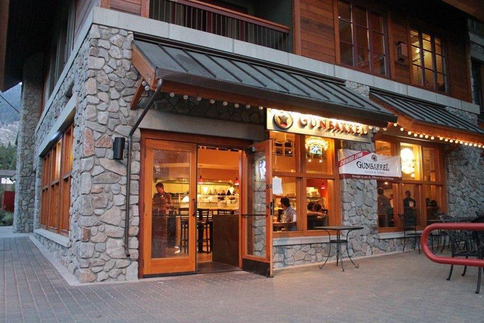 炮筒酒馆和餐厅