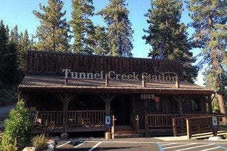 Tunnel Creek Cafe: Trailside Dining for Tahoe Bikers and Hikers