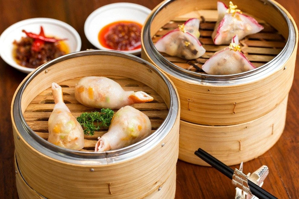Dim sum brunch is a delicious tradition of Hong Kong