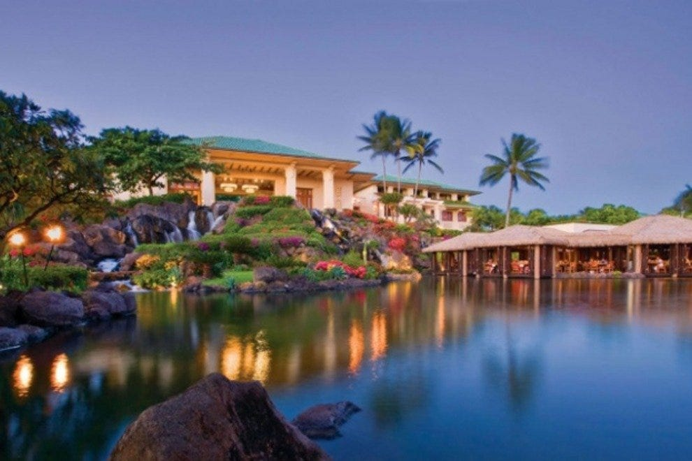 Tidepools Kauai Restaurants Review 10best Experts And