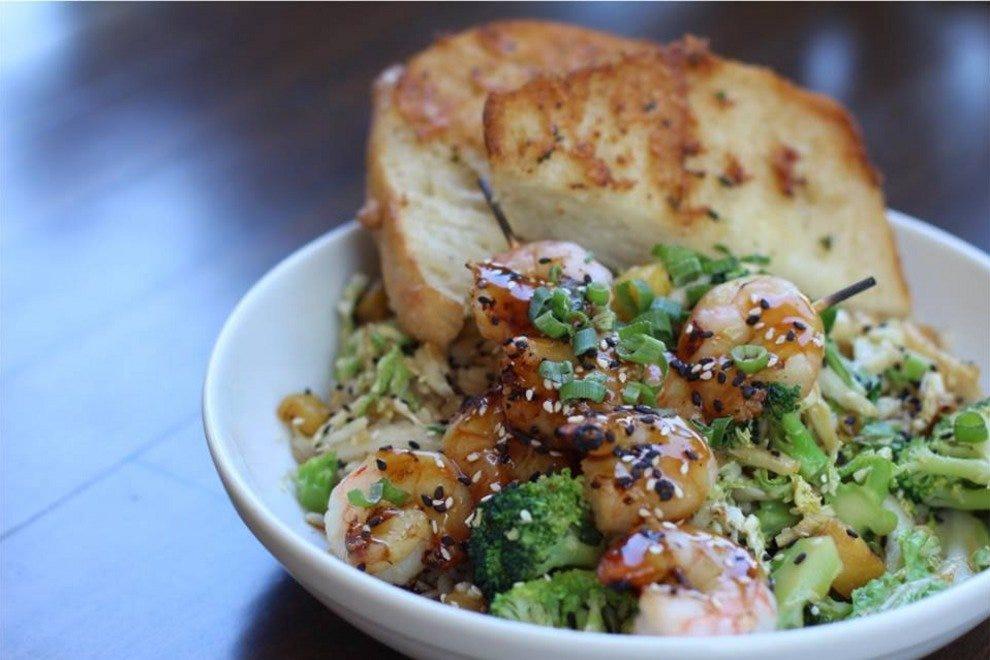 Restaurants With Healthy Menus Restaurants In Santa Barbara