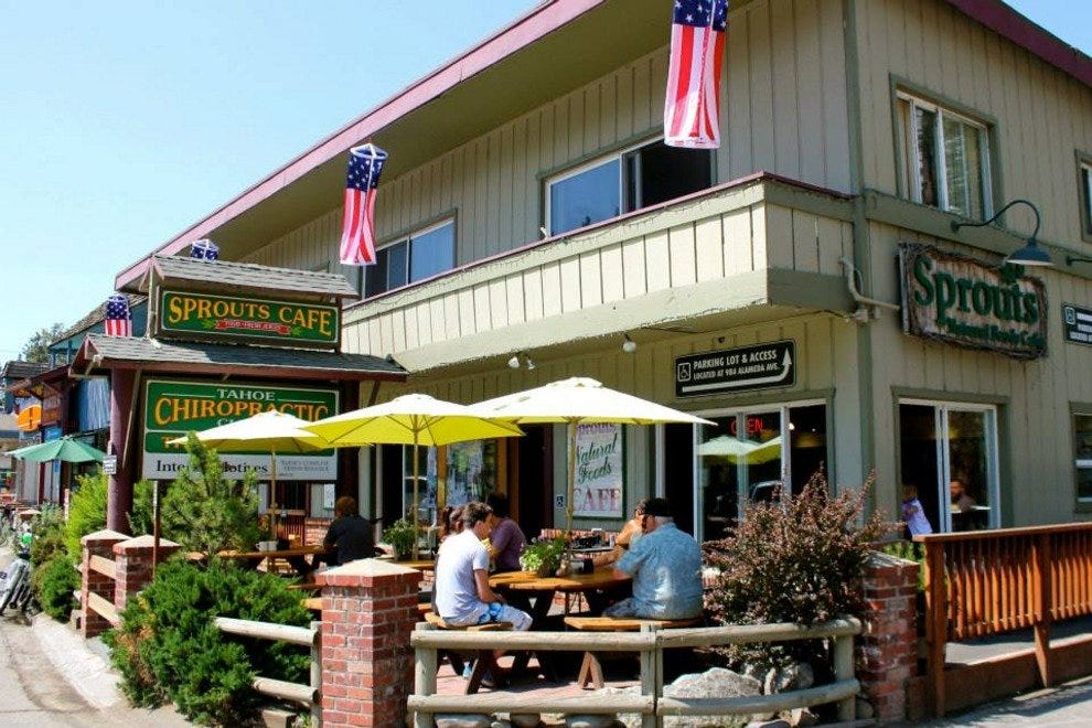 South Lake Tahoe Best Italian Restaurants