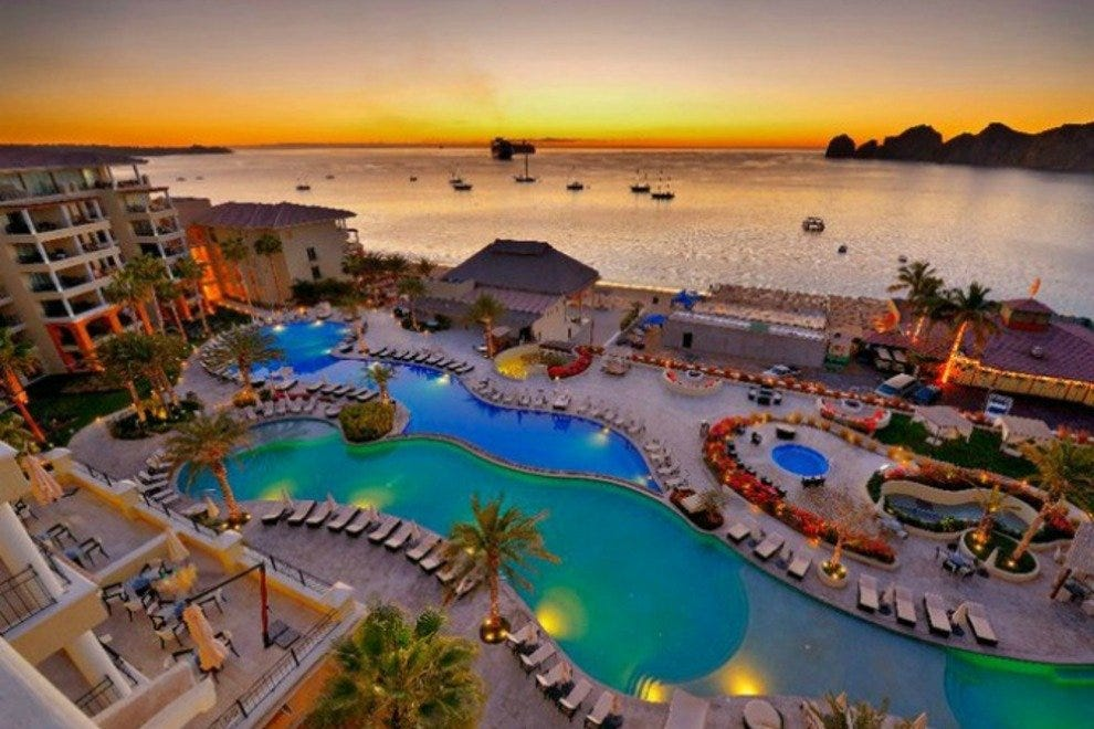 Casa Dorada is one of several Los Cabos hotels set to host performers and guests for the Cabo Comedy Festival