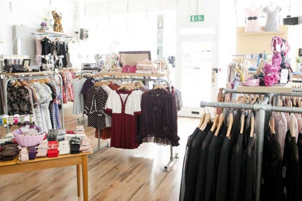 Shop for vintage clothing in dublin at carousel shopping article by a floor full of vintage clothing at carousel photo courtesy of carousel solutioingenieria Gallery