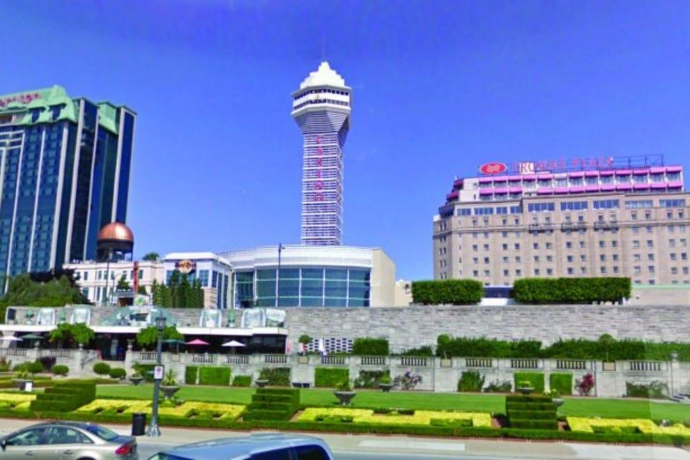 Sheraton Niagara Falls Fallsview Hotel And Spa