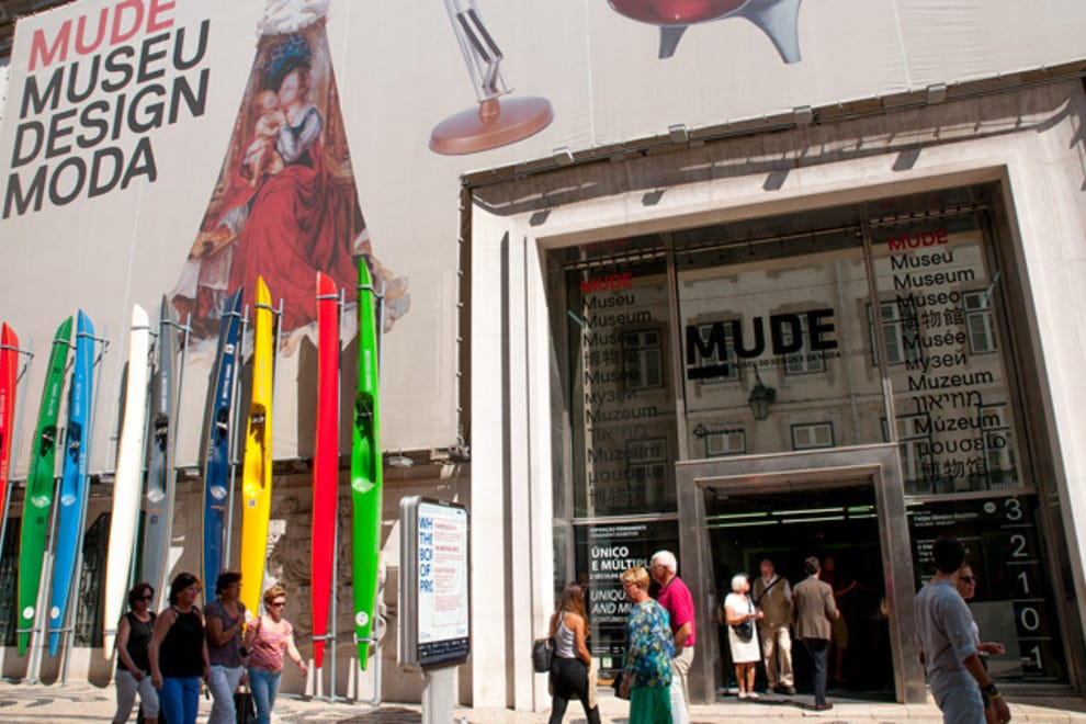 MUDE – Museu do Design e da Moda