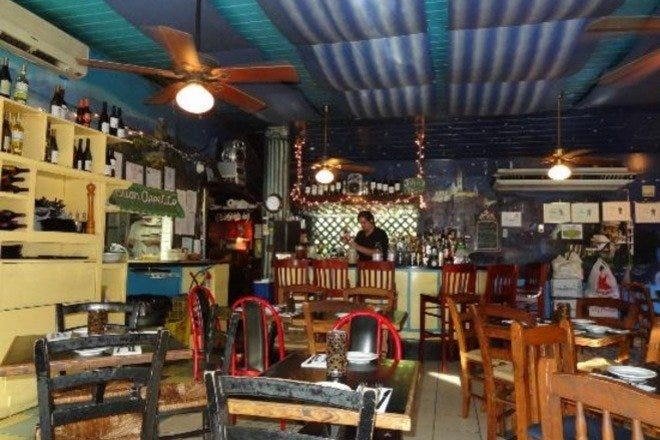 Cafe Roma U S Virgin Islands