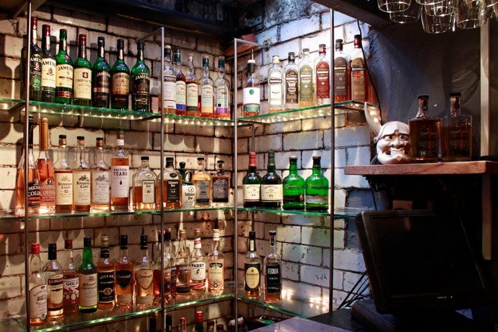 Yamamori酒吧
