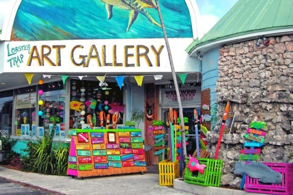 b2e752ed140b55 Lobster Trap Art Gallery  Key West Shopping Review - 10Best Experts ...
