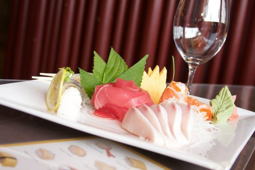 Okura Robata Grill and Sushi Bar - La Quinta