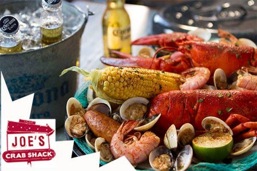 Joe's Crab Shack: Fort Myers Restaurants Review - 10Best Experts and