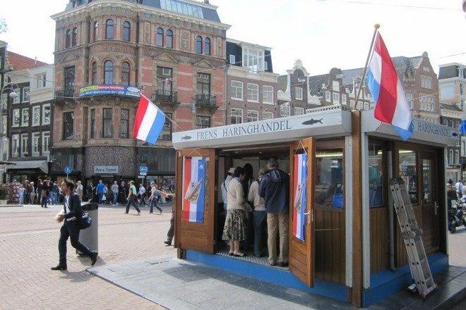 Street Food in Amsterdam