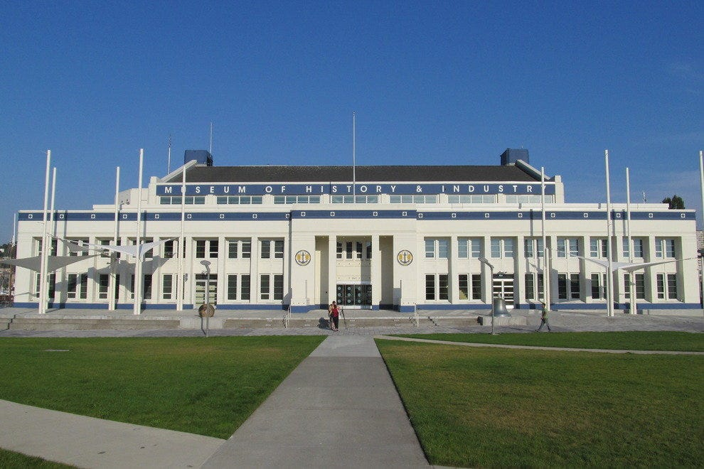MOHAI boasts a beautiful setting on the south edge of Lake Union