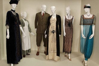 McNay Art Museum Exhibits Period Costumes from Blockbuster Movies