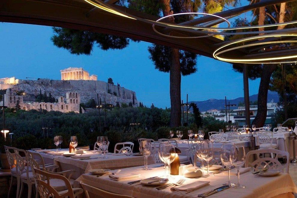 Best Restaurants In Plaka Athens Greece