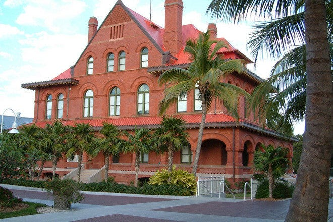 The Custom House Key West Museum Of Art And History Best Attractions In Key West