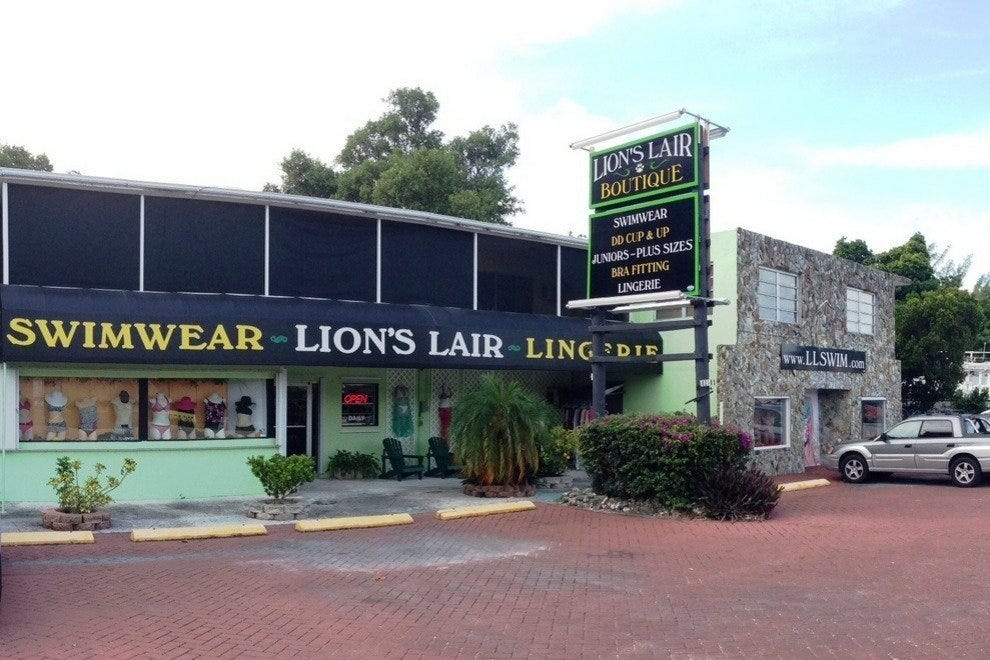 Lion's Lair Swimwear and Lingerie