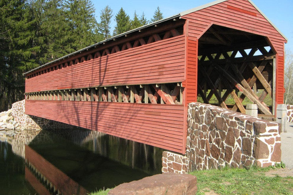 Sachs Mill Bridge