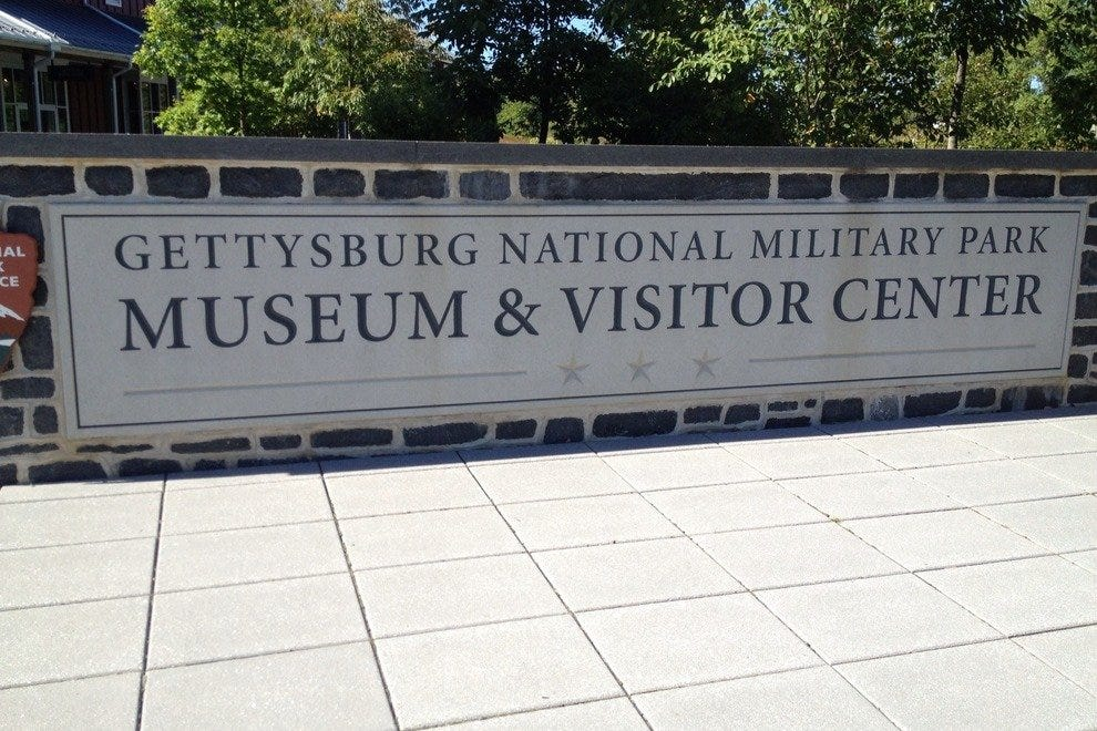 Gettysburg National Military Park & Visitors Center