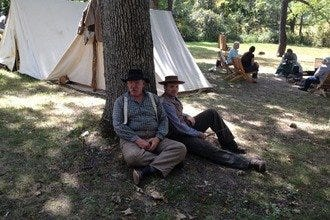 Reenactment Weekend: Three Days of Exploring Gettysburg