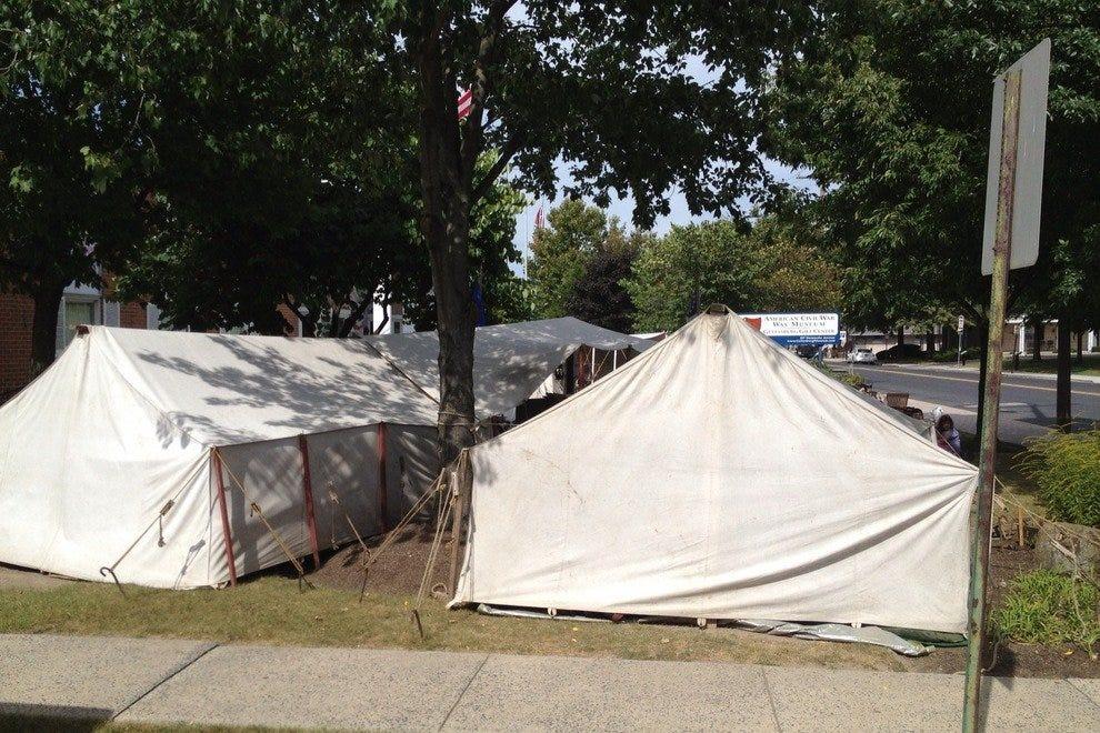 Reenactment Weekend: Three Days of Exploring Gettysburg