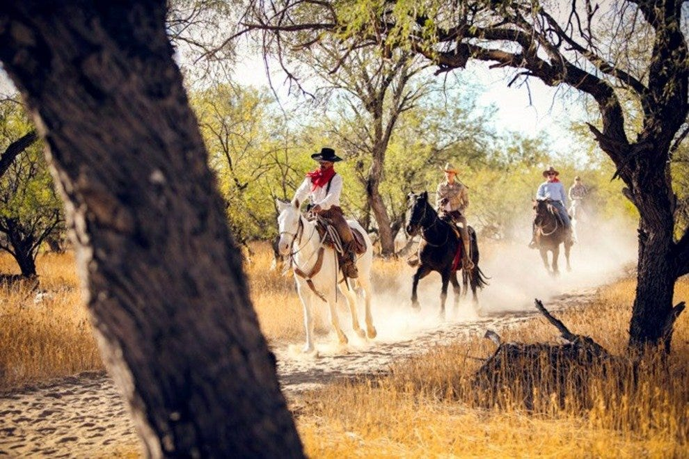 Cowgirl Concierges help guests make the most of their stay at Tanque Verde Ranch.