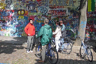 Cruising Prague Streets with Baja Bikes Tour