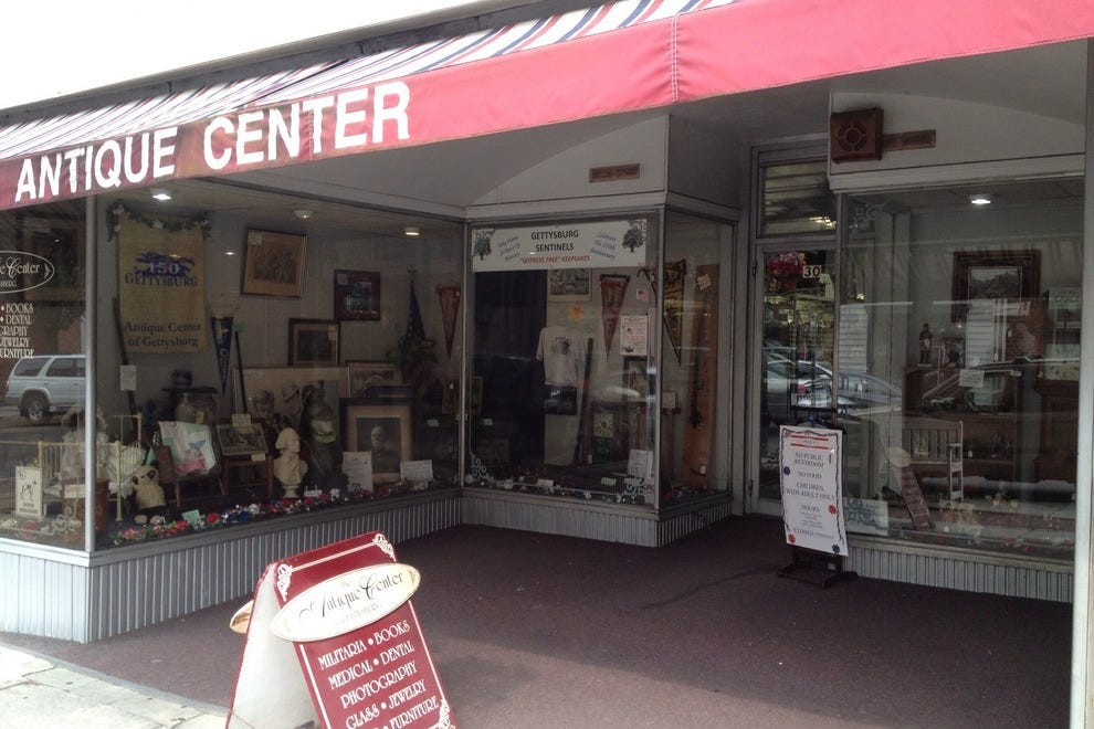 Directory Directory Map The Outlet Shoppes at Gettysburg Gettysburg Village Drive Gettysburg, PA Get Directions ()