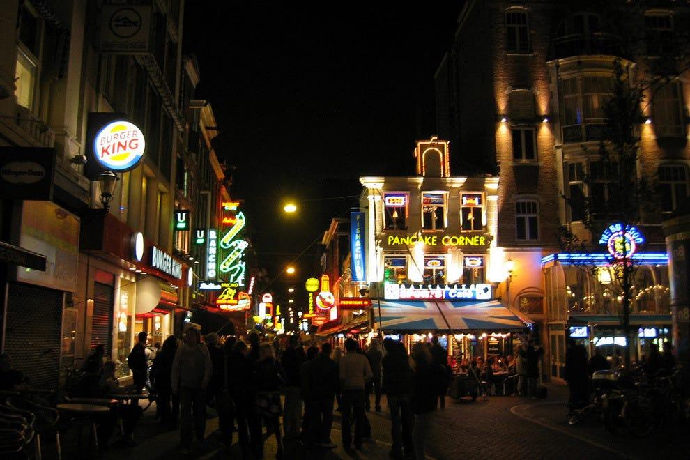 Things To Do In Leidseplein Amsterdam Neighborhood