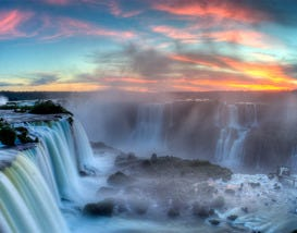 Most Dramatic Places in South America