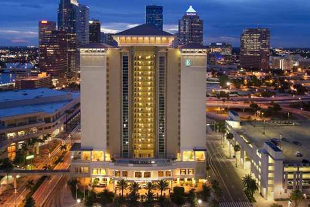 Hotels Close To Port Of Tampa