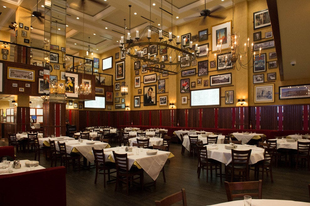 Carmine'S: Las Vegas Restaurants Review - 10Best Experts And
