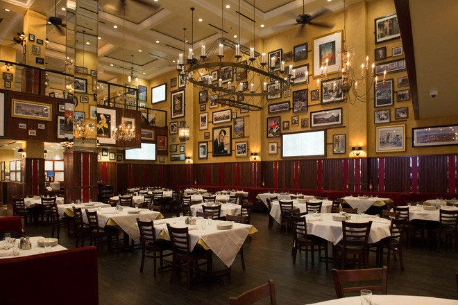 Carmine S Las Vegas Restaurants Review 10best Experts And