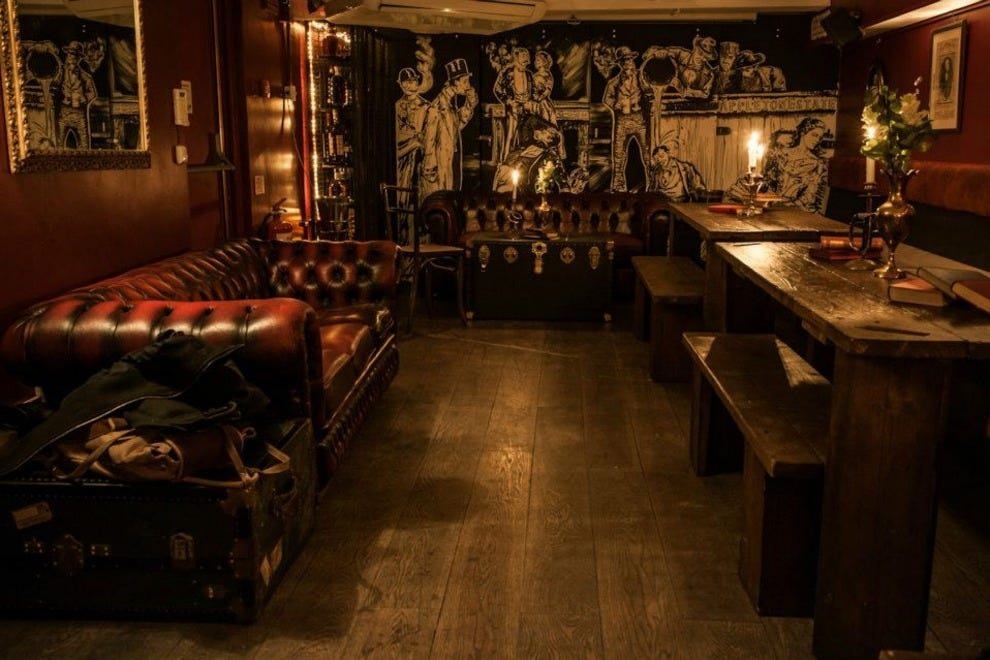 East London S Best Speakeasy Style Bars Nightlife In London
