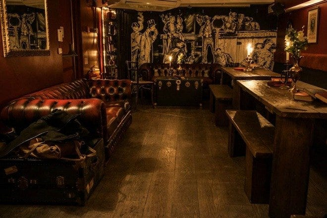 East London's Best Speakeasy-Style Bars