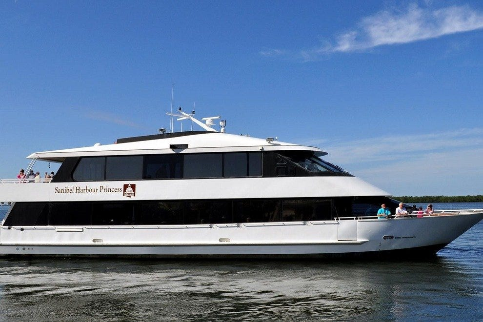 Sanibel Princess Yacht