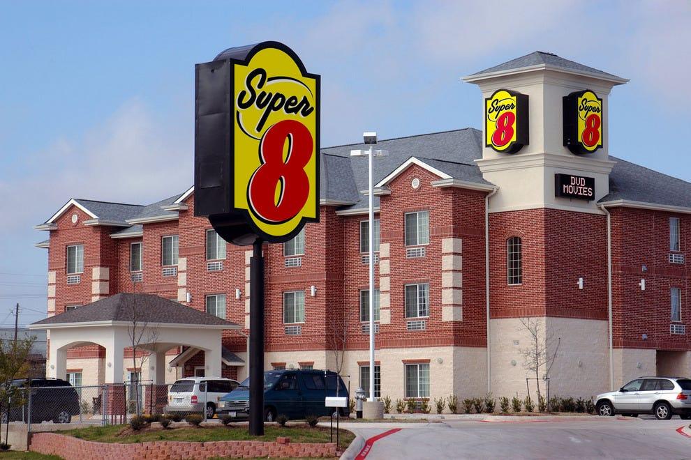 Super 8 Motel Seatac