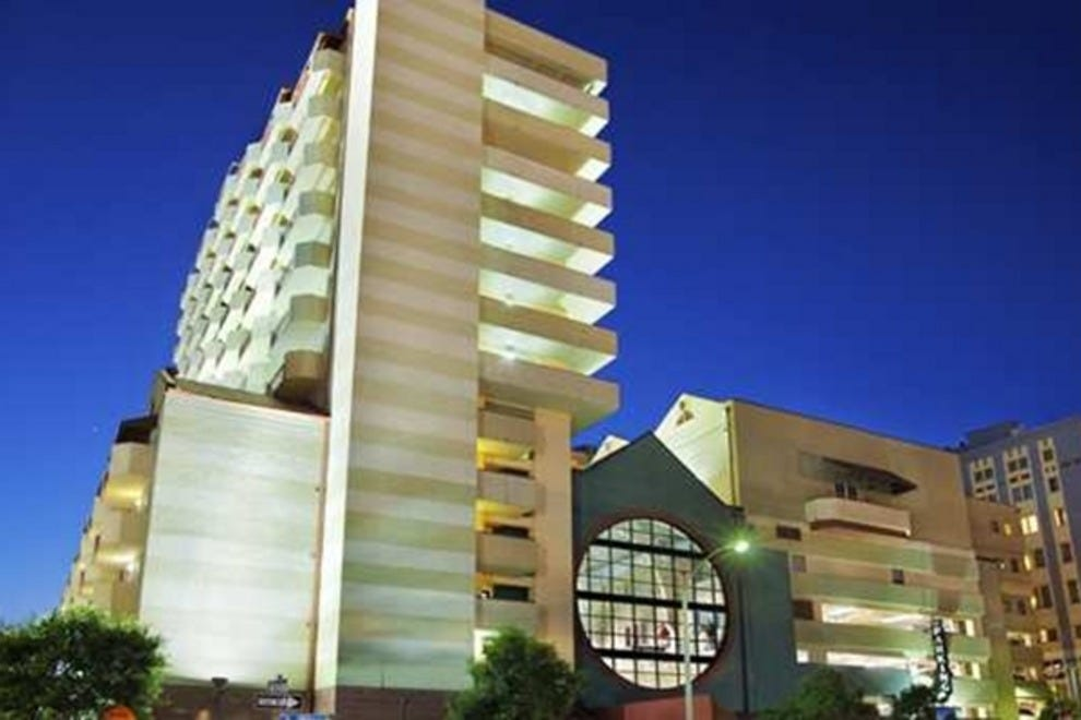 Embassy Suites Hotel New Orleans and Lofts Club Tower