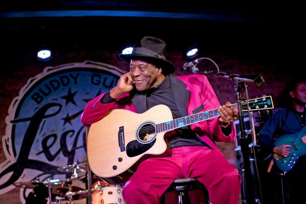 Buddy Guy's Legends