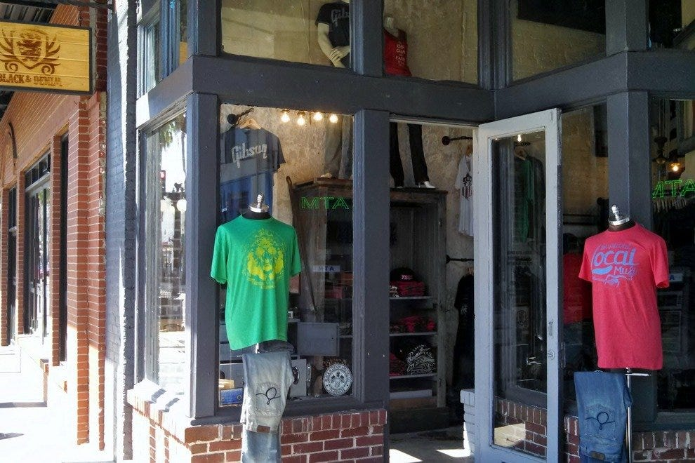Black & Denim's new flagship storefront in Ybor City