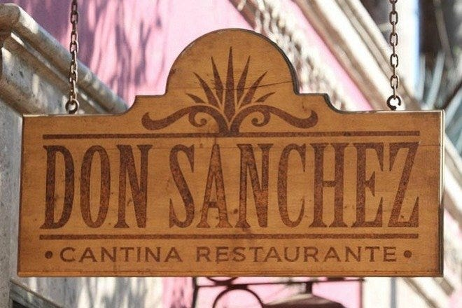 Don Sanchez