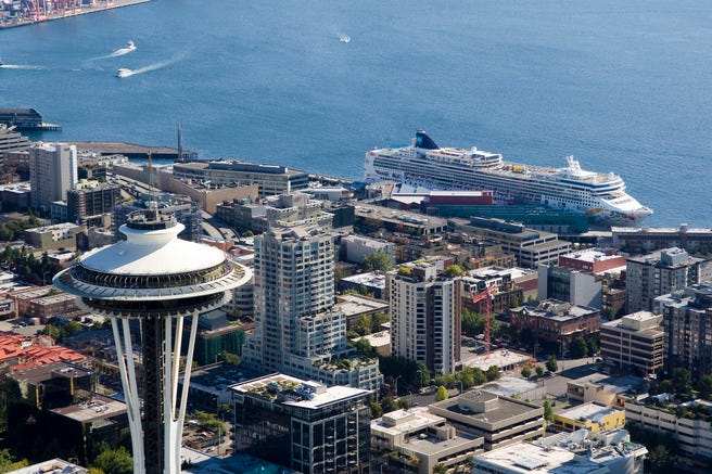 Seattle Washington Cruise Ports