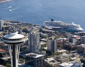 Seattle Cruise Port: How to Get There & What's Nearby