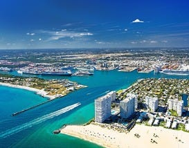 Fort Lauderdale Cruise Port: How to Get There & What's Nearby