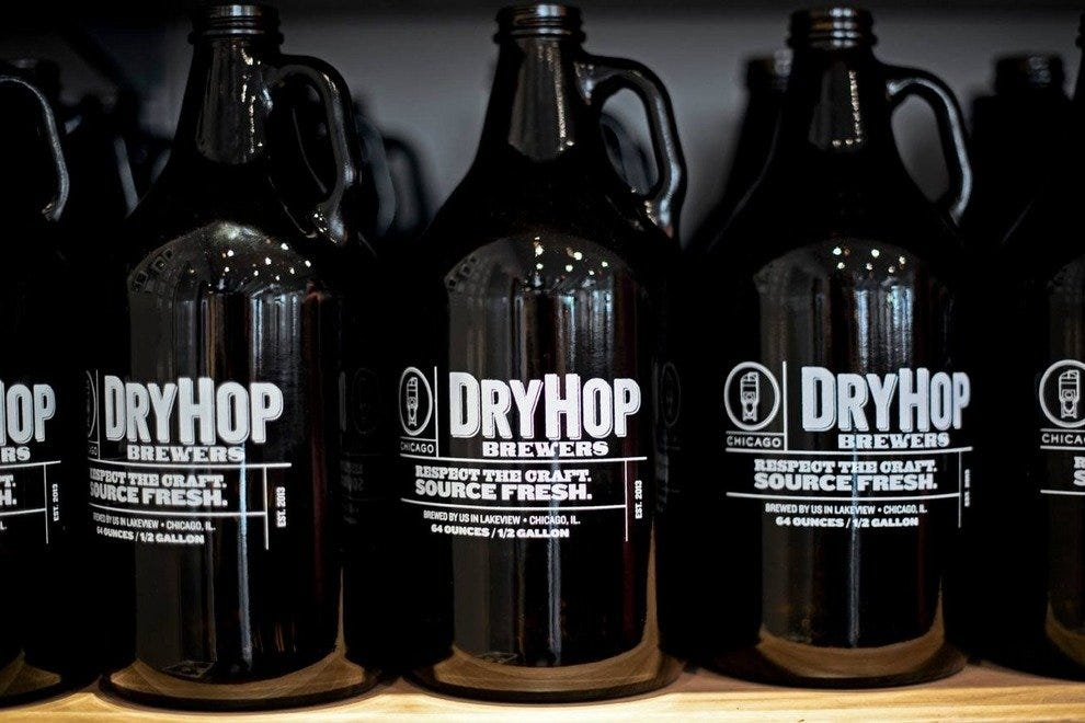 DryHop Brewers