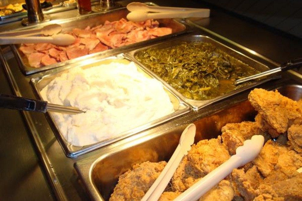 Southern Food Buffet Myrtle Beach