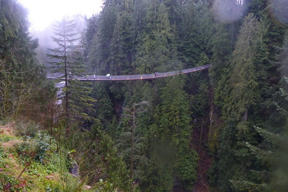 Cliffwalk in Vancouver