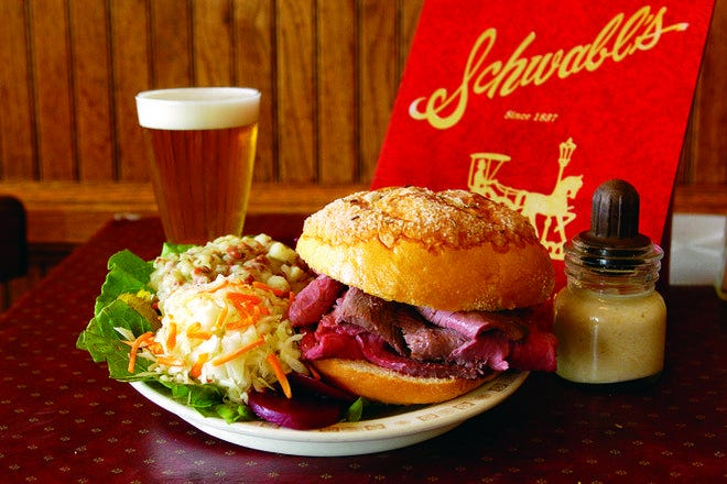 Buffalo Roast Beef On Weck Restaurants 10best Restaurant Reviews